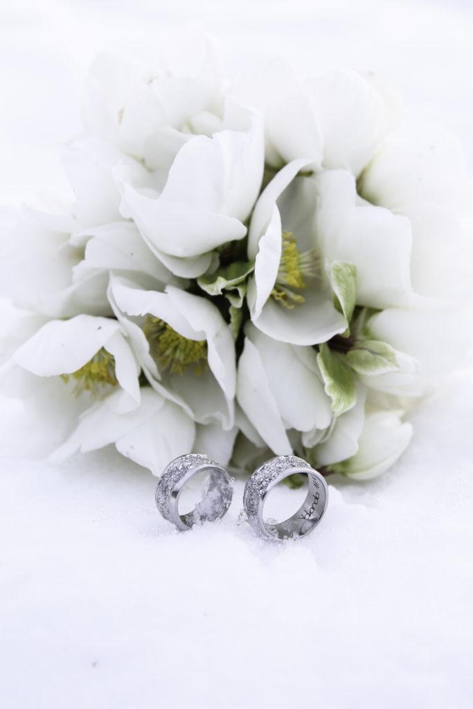 Zauberhafte Hochzeiten Winterhochzeit