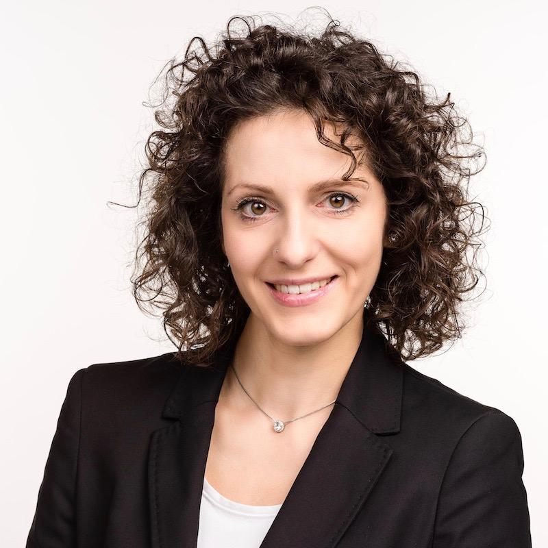VUSH Vorstand Lucia Lazzaro Präsidentin