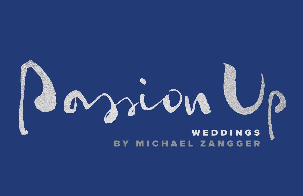 PassionUp Weddings Logo