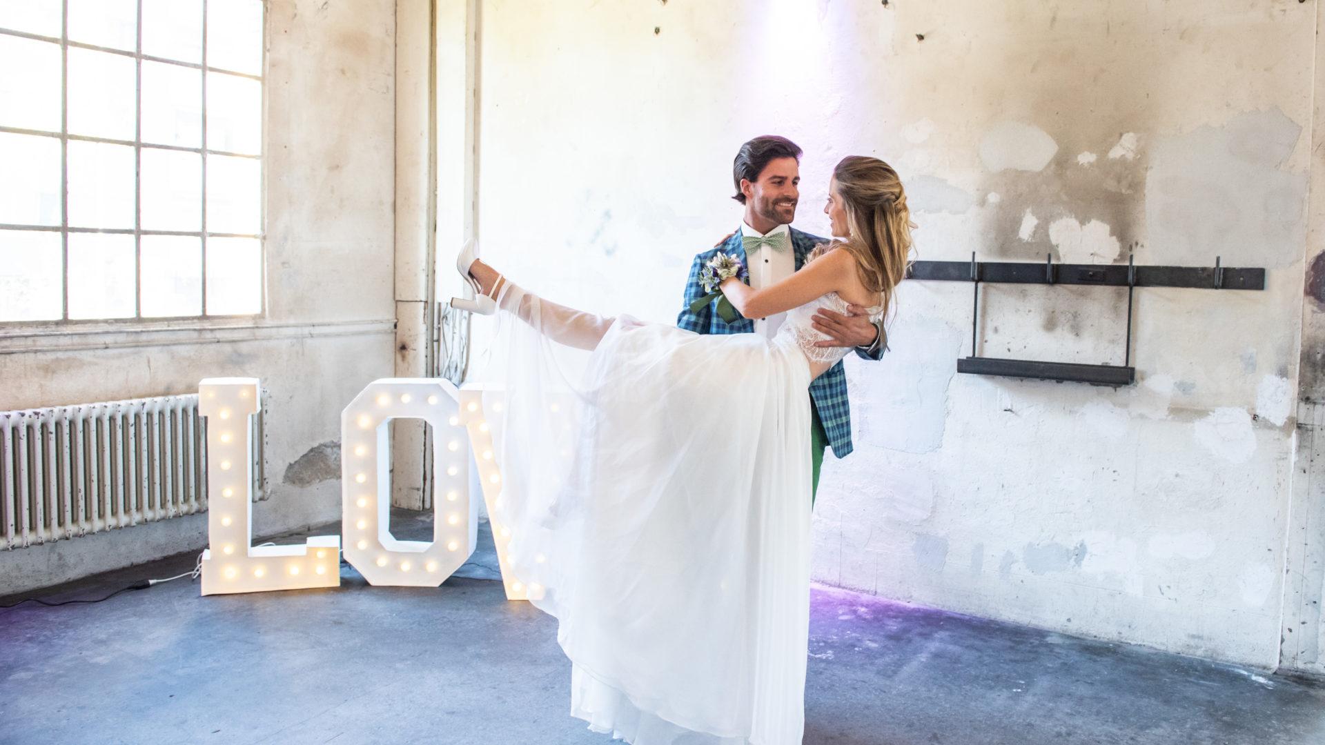Wedding a la Carte Urban Wedding
